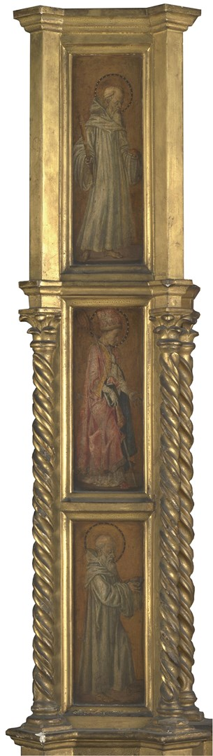 Left Pilaster of an Altarpiece by Probably by Jacopo di Antonio (Master of Pratovecchio?)