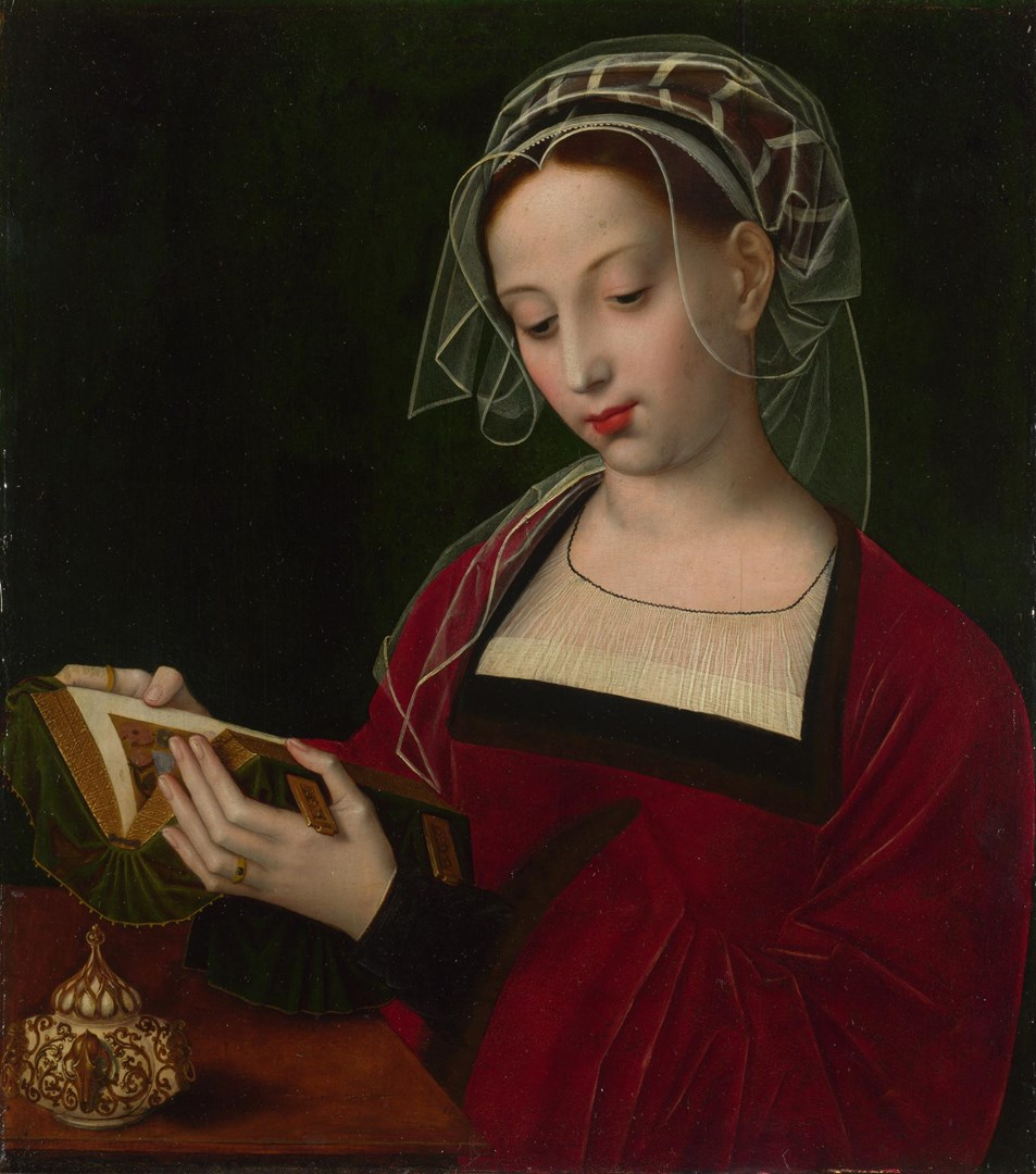 The Magdalen Reading by Ambrosius Benson