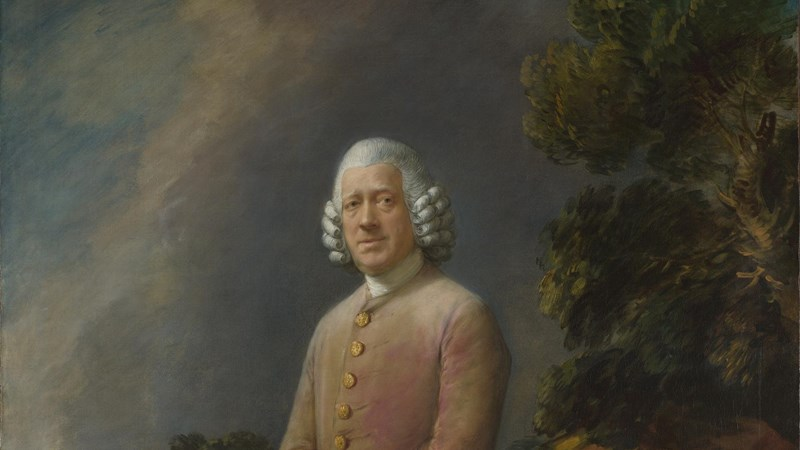 Thomas Gainsborough, 'Dr Ralph Schomberg', about 1770