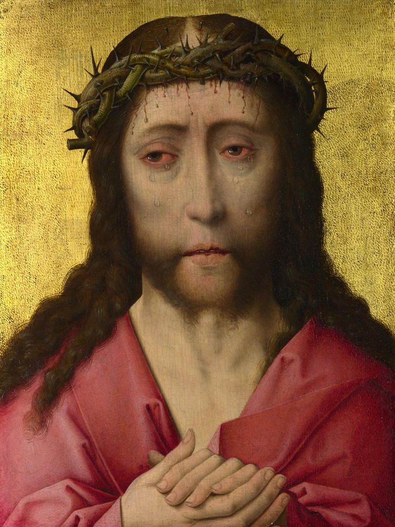 Christ Crowned with Thorns by Workshop of Dirk Bouts