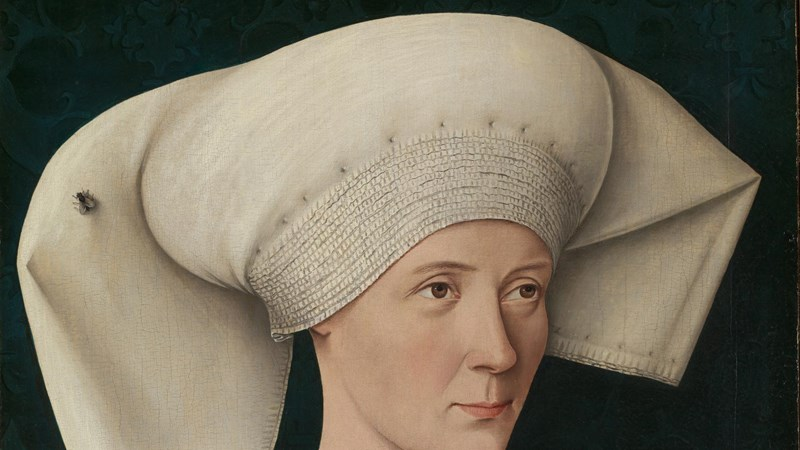Swabian, 'Portrait of a Woman of the Hofer Family', about 1470