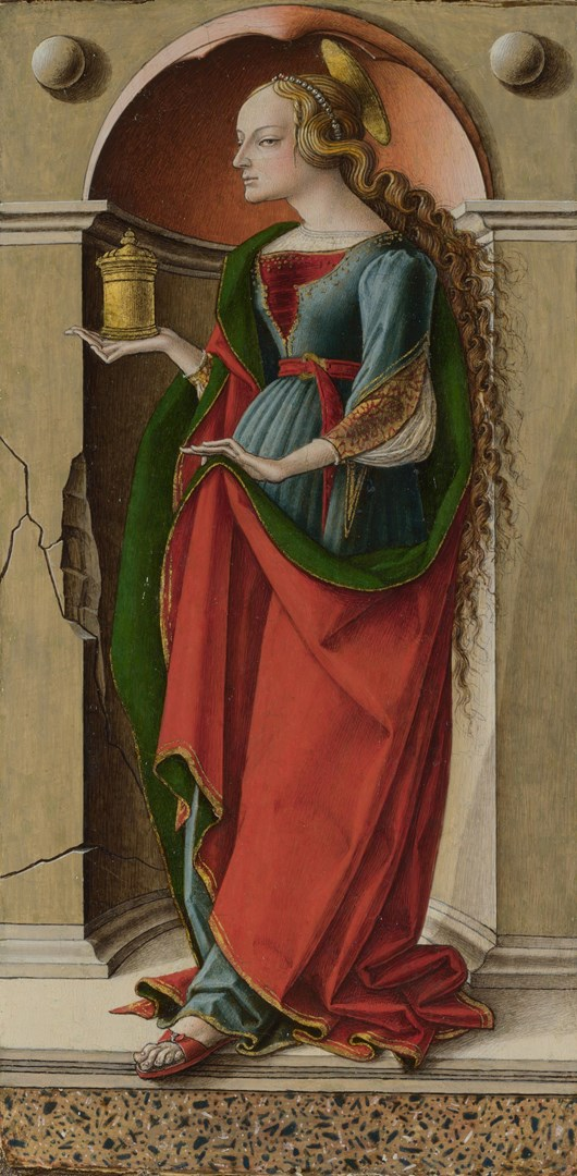 Saint Mary Magdalene by Carlo Crivelli