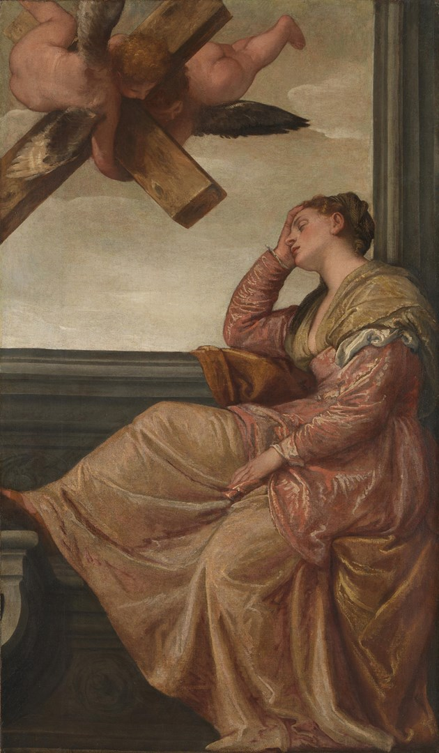 The Dream of Saint Helena by Paolo Veronese