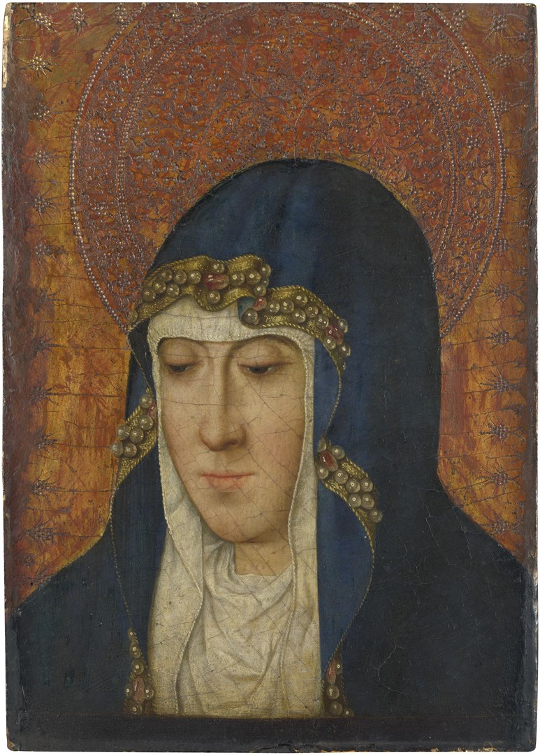 The Virgin by Spanish, Valencian