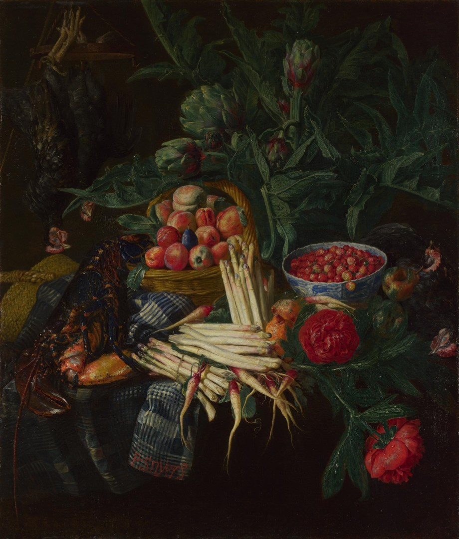 A Still Life by Pieter Snijers