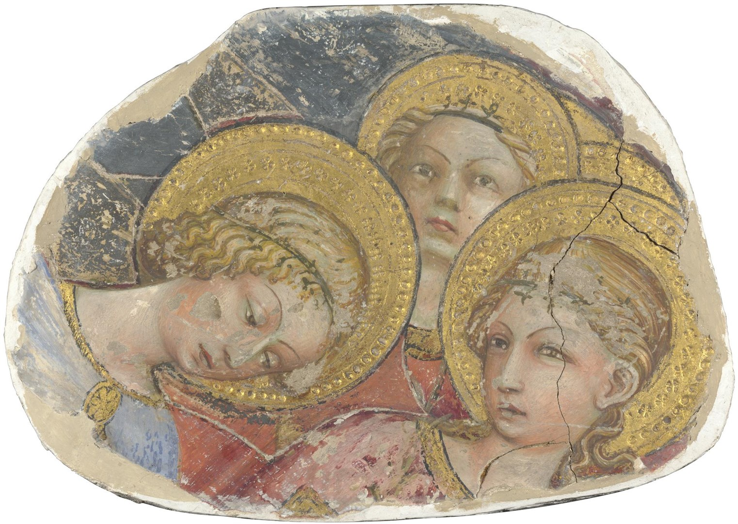 Heads of Angels by Italian, Tuscan
