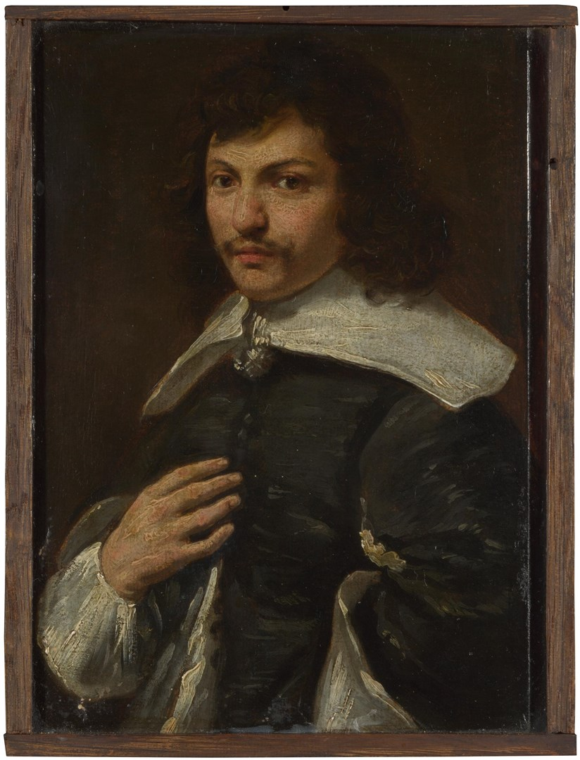 Portrait of a Man by Flemish