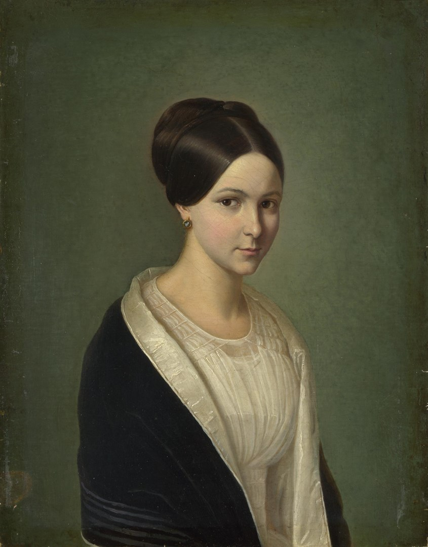 Portrait of a Lady by French