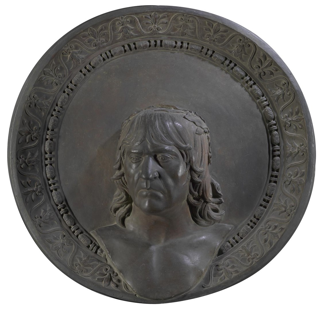 Bust Portrait of Andrea Mantegna by Italian