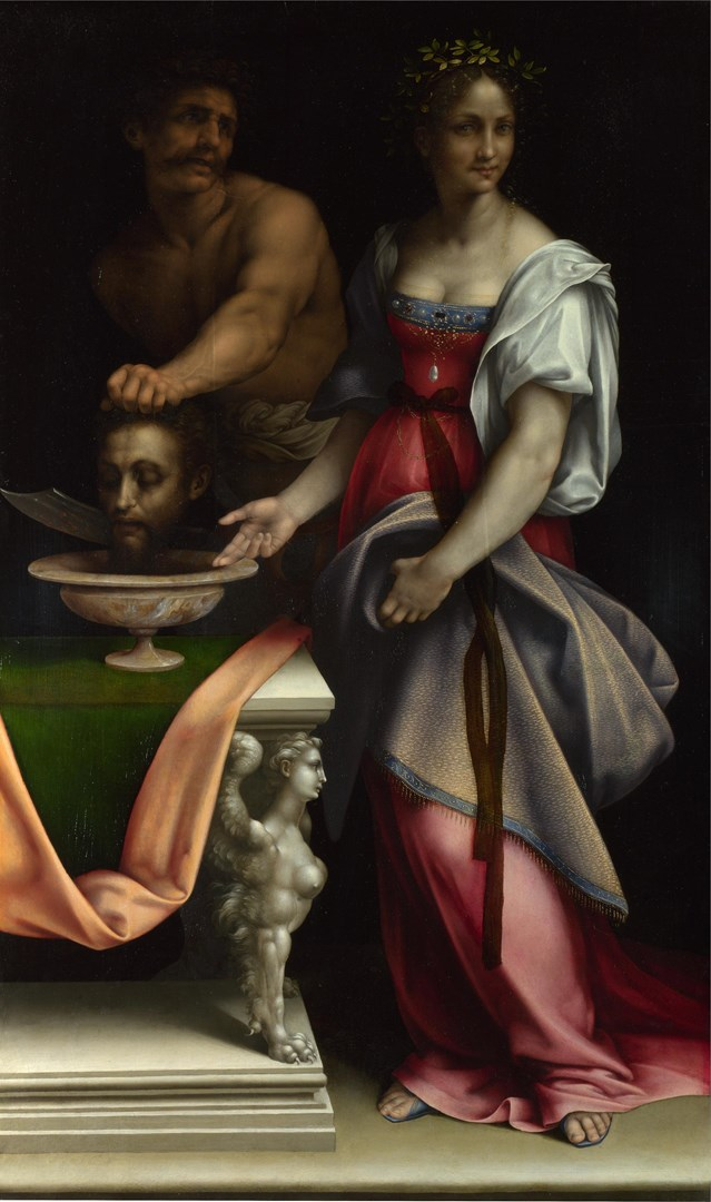 Salome by Cesare da Sesto