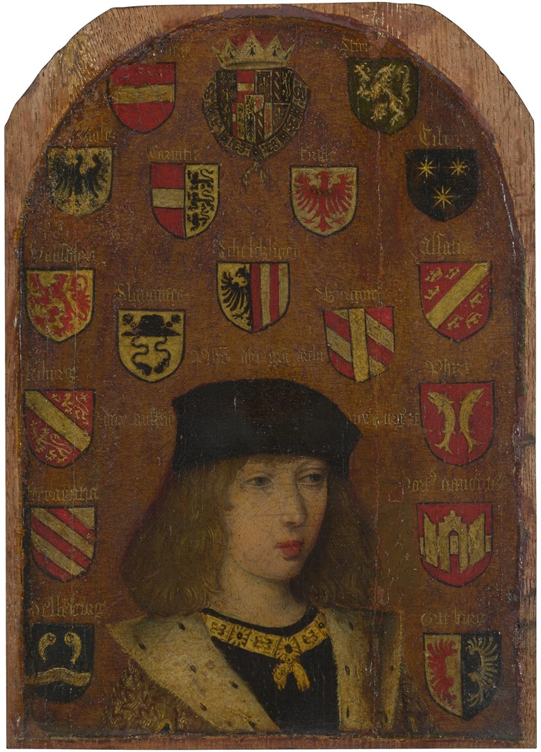 Philip the Handsome by Probably by Pieter van Coninxloo