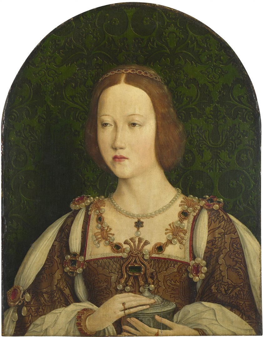 The Magdalen (?) by Probably Spanish