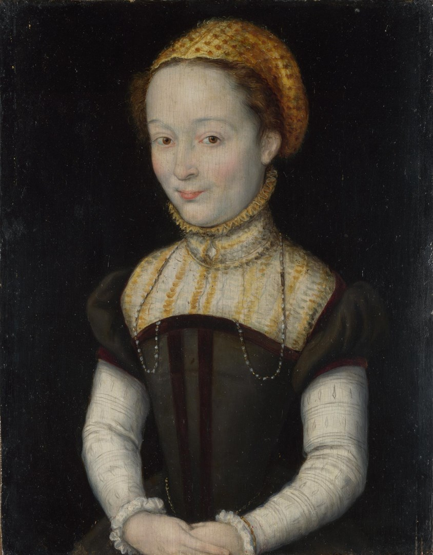 Portrait of a Woman by Follower of Corneille de Lyon
