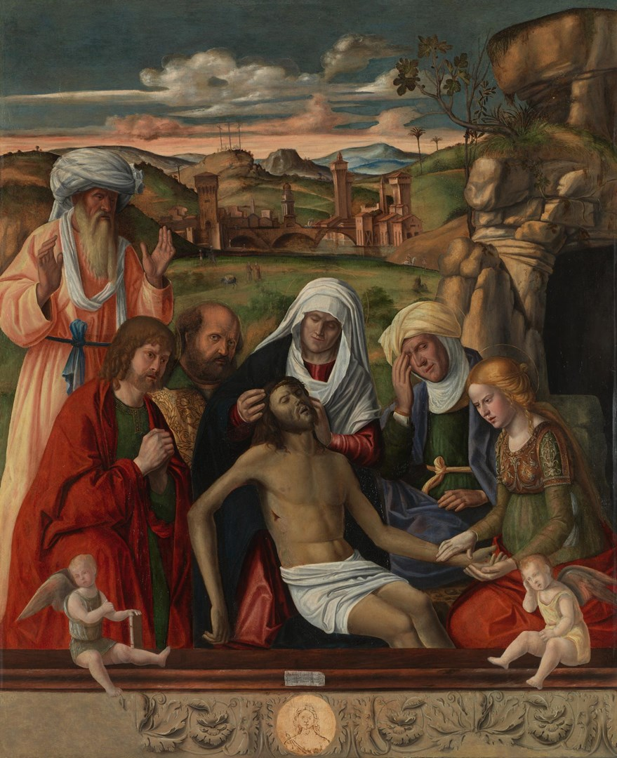 The Entombment by Andrea Busati
