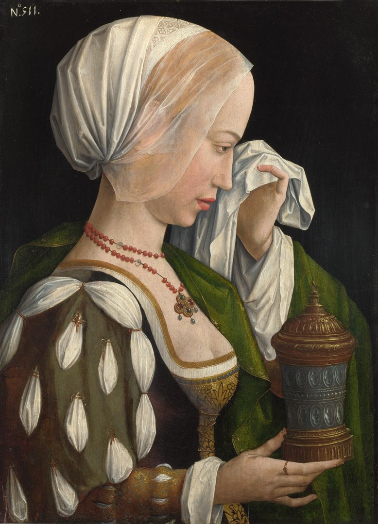 The Magdalen Weeping by Workshop of Master of the Magdalen Legend
