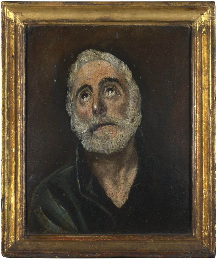 Saint Peter by After El Greco