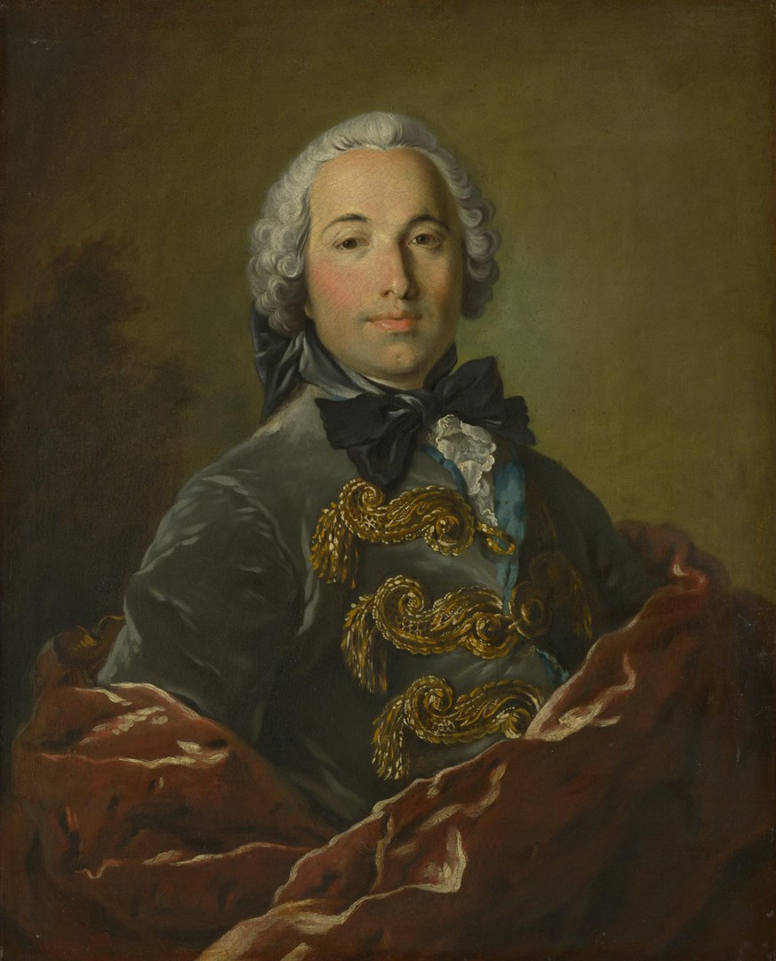 Jean Michel de Grilleau by After Louis Tocqué