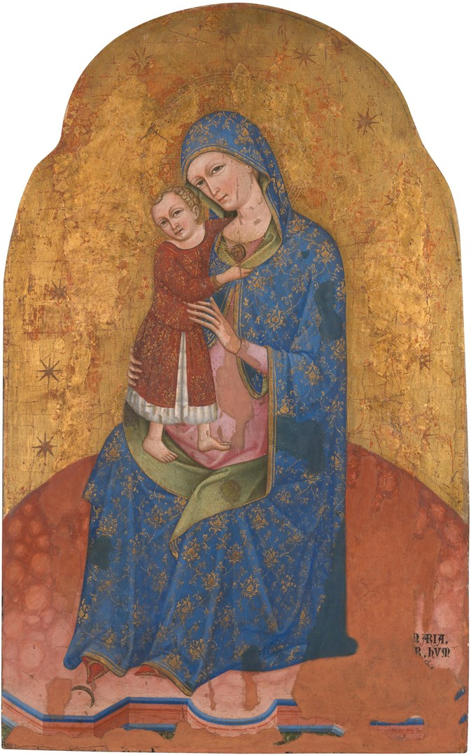 The Virgin and Child by Dalmatian/Venetian