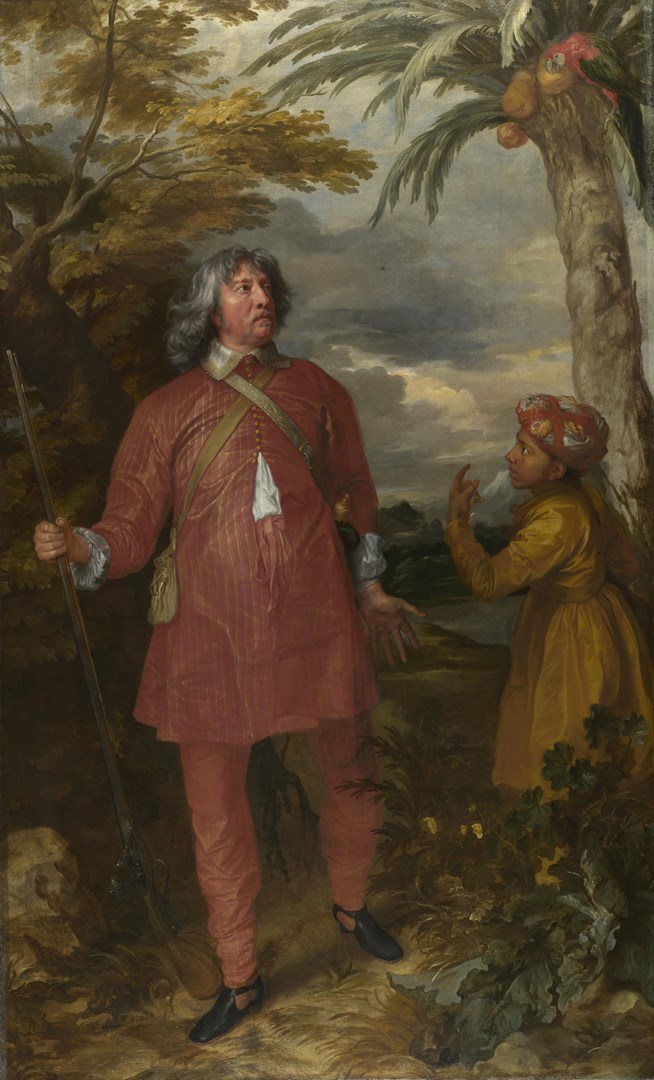 William Feilding, 1st Earl of Denbigh by Anthony van Dyck