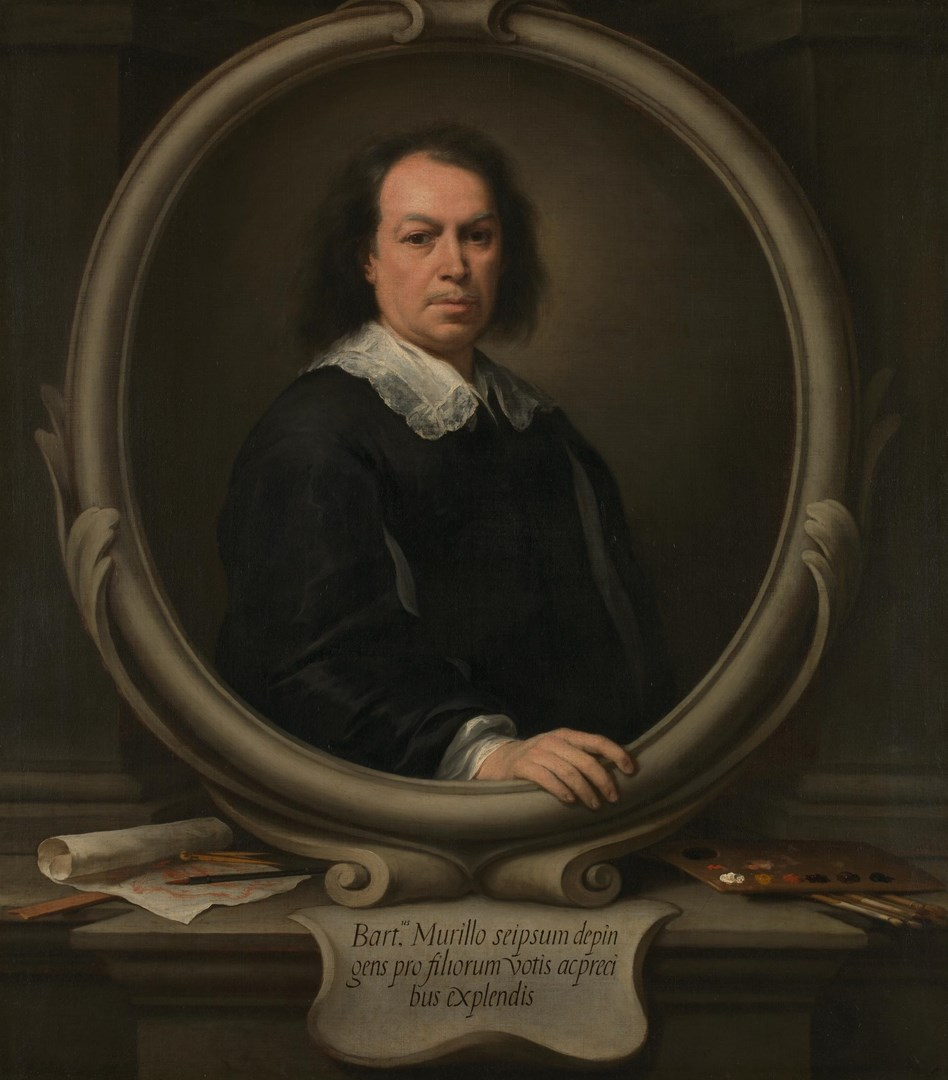 Self Portrait by Bartolomé Esteban Murillo