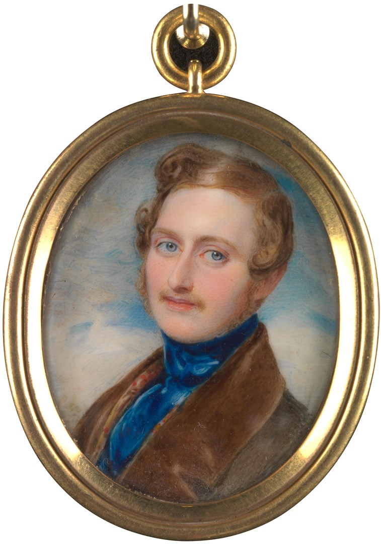 Prince Albert by William Charles Ross