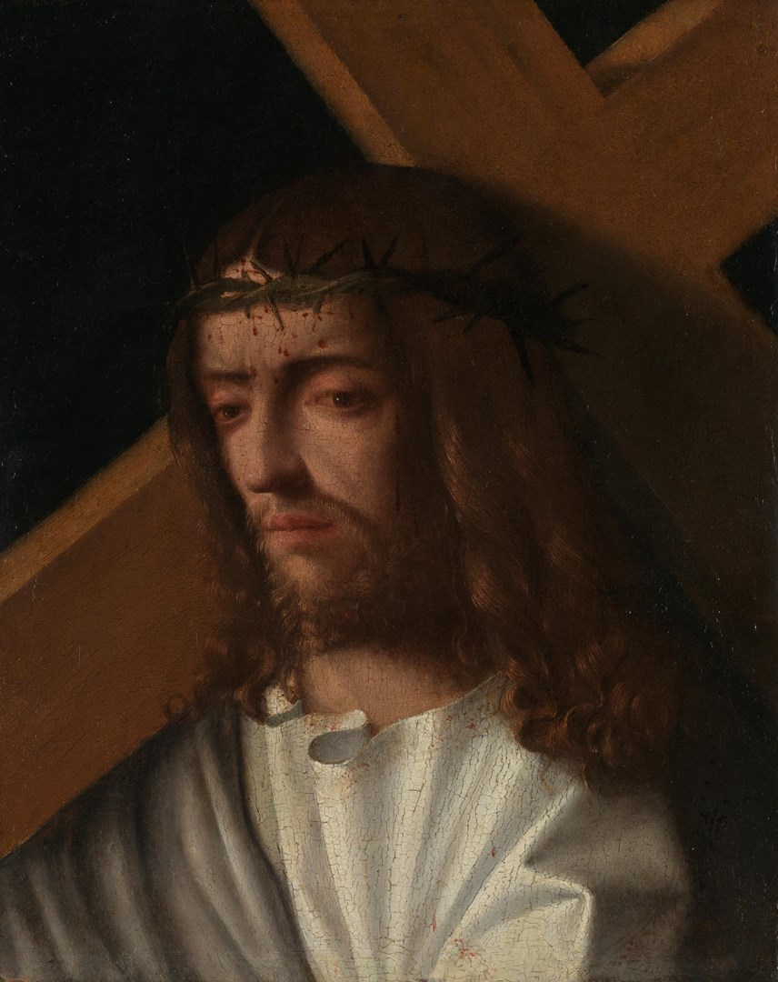 Christ carrying the Cross by Italian, Venetian