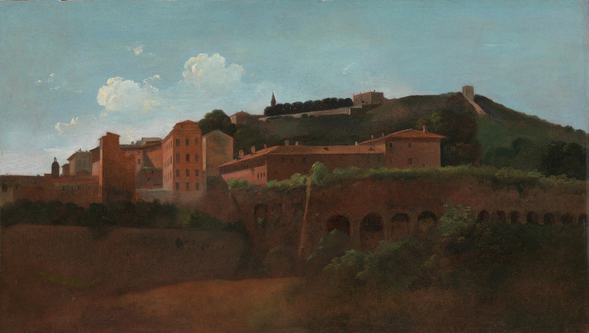 The Fourvière Hill at Lyon by British (?)