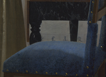Vermeer Blanching of Ultramarine