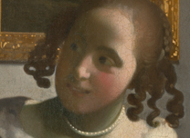 Vermeer fading of Lake Pigments