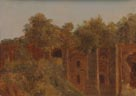 André Giroux: 'Ruins on the Palatine'