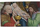 Master of Liesborn: 'The Adoration of the Kings'
