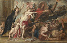 After Peter Paul Rubens: 'The Horrors of War'