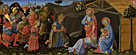 Attributed to Zanobi Strozzi: 'The Adoration of the Magi'