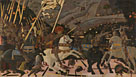 Paolo Uccello: 'The Battle of San Romano'