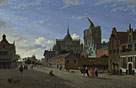 Jan van der Heyden: 'A View in Cologne'