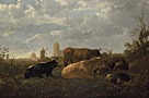 Aelbert Cuyp: 'The Small Dort'