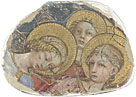 Italian, Tuscan: 'Heads of Angels'