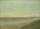 After Gustave Courbet: 'The Sea near Palavas'