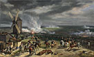 Emile-Jean-Horace Vernet: 'The Battle of Valmy'