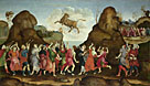 Follower of Filippino Lippi: 'The Worship of the Egyptian Bull God, Apis'