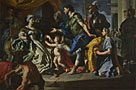 Francesco Solimena: 'Dido receiving Aeneas and Cupid disguised as Ascanius'
