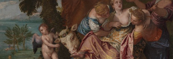 Paolo Veronese, 'The Rape of Europa', about 1570