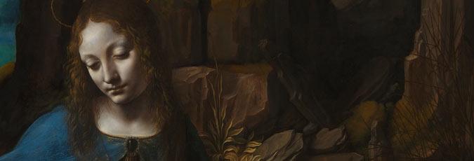 restoring leonardo�s �virgin of the rocks� paintings in