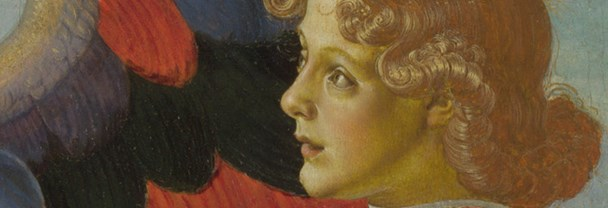 Detail from Workshop of Andrea del Verrocchio: 'Tobias and the Angel'
