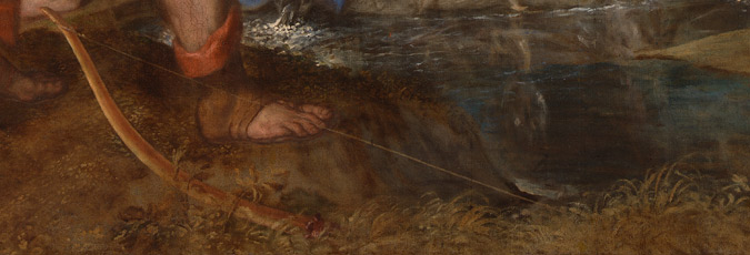 Titian, Diana and Actaeon | ColourLex |Diana And Actaeon Titian