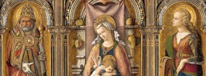 Carlo Crivelli: 'The Demidoff Altarpiece'