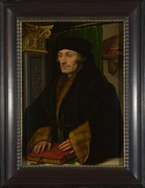 Hans Holbein The Younger Erasmus L658 National