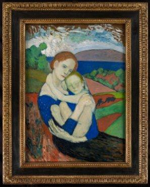 Pablo Picasso | Motherhood (La Maternité) | L1232 | National Gallery ...