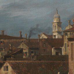 Canaletto | The Stonemason's Yard | NG127 | National Gallery, London
