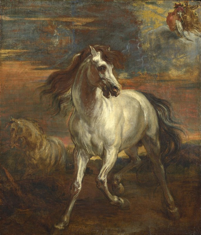 Famous Horse Paintings National Gallery